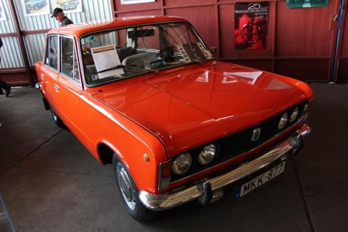 Polski Fiat 125p - Nagypolák 1973-ból