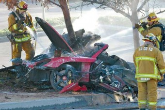 Per a Porsche ellen Paul Walker halála miatt