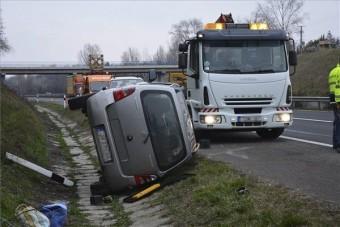 Biztonságosabb autópályák Magyarországon