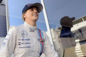 Melyik nő ér előbb az F1-be?