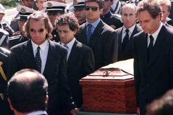F1: Botránnyal indult Senna temetése