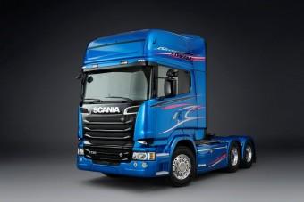 Limitált szériás Scania