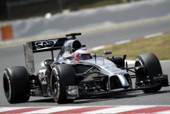 F1: A McLaren idén kipróbálná a Hondát