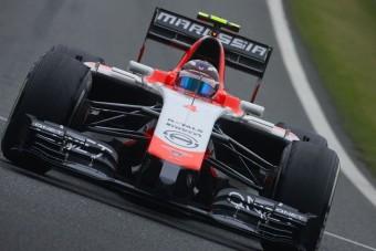 F1: A sereghajtóé az első tesztnap