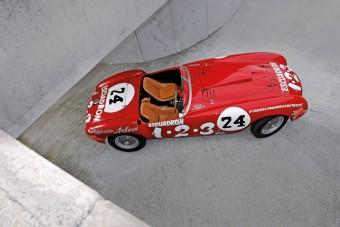 A kétmilliárd forintos autó - Ferrari 375 MM