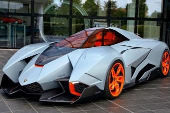 Mostantól bárki megnézheti a legönzőbb Lamborghinit
