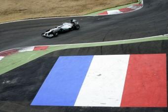 F1: Nem tér vissza a Francia Nagydíj