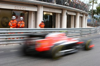 F1: Újabb pontokat remél a Marussia
