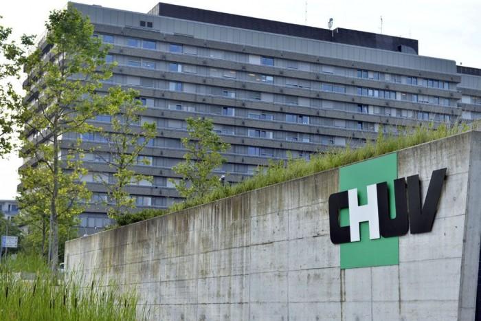 Schumacher új tarózkodási helye, a lausanne-i kórház Fotó: Europress