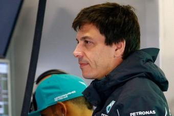 F1: Szabadul a Williamstől a Merci-főnök