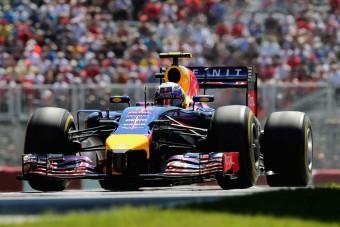 F1: Ricciardónak nyomasztó volt az időmérő