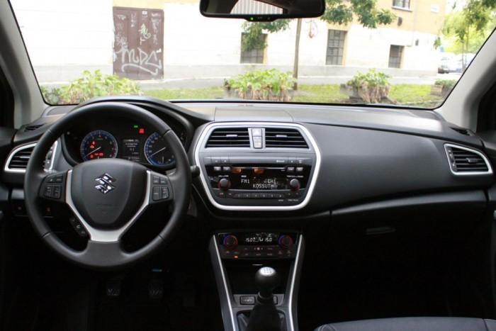 Minőségérzetben a Suzukik nincsenek elmaradva a konkurenciától