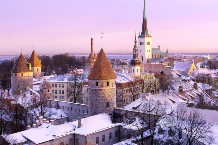 8. Észtország, 384 liter. A három Balti-tengeri állam közül Észtországban jön ki a legtöbb motorbenzin a havi fixből