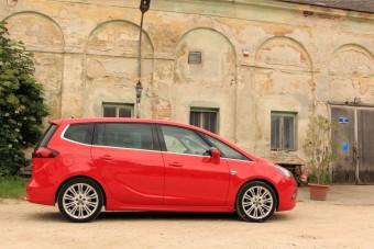 Családi Opel erős magyar motorral