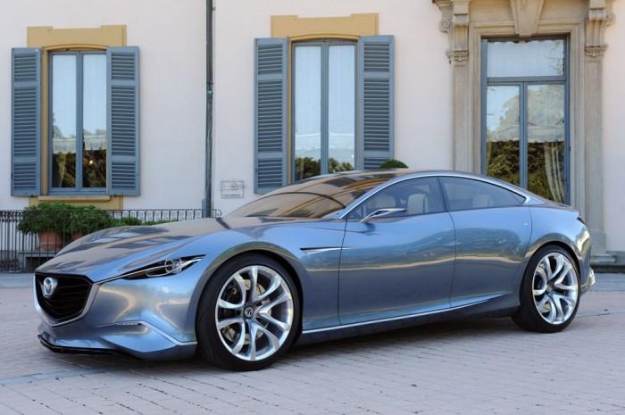 2009-ben új irányba indult a Mazda, a Nagare (avagy áramlás) formatervezési irányvonalat felváltotta a Kodo, a mozgás lelke.