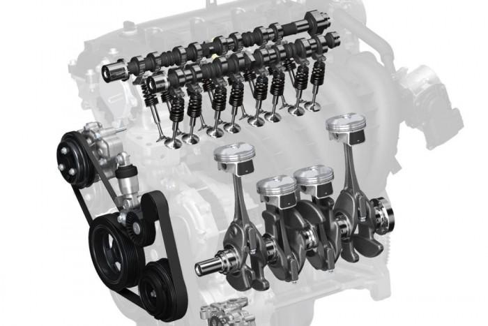 A pumpálási veszteségeket a sűrítési ütem közben is nyitva tartható szívószelep csökkenti, amit a megszokottnál jóval szélesebb tartományban változó szelepvezérlés biztosít. Ezzel a Mazda olyasfajta megtakarítást ér el, mint a Toyota az Atkinson-ciklussal a hibridekben