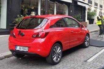 Álca nélkül az új Opel Corsa!