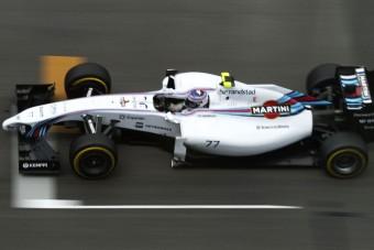 F1: Meglepetés, a Williams verte a Mercedest