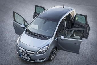 Új dízelmotor az Opel kis egyterűjében