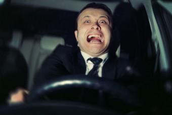 Az autóvezetési tanfolyamon volt teljes erőből fékezés?