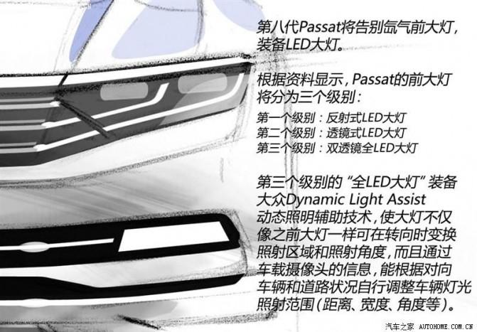 LED-es fényszórók, vakításgátló, adaptív világításvezérléssel
