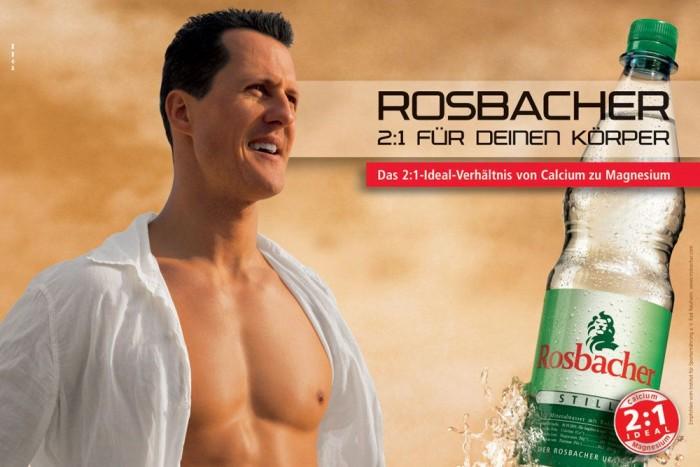 Schumacher nyolc év alatt ismertté tette a márkát
