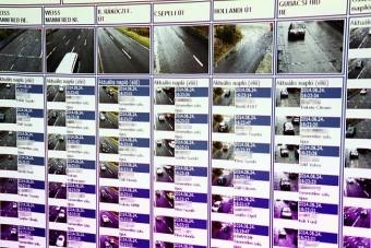 A lejárt műszakira is riasztanak a csepeli kamerák