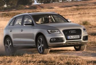 Áramfejlesztő futóművön dolgozik az Audi