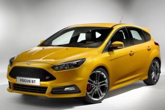 Dízelmotorral az új Ford Focus ST!