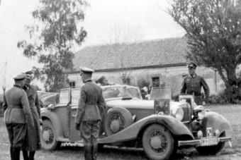 Leszedették a náci autót az eBayről