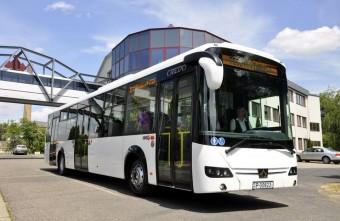 Új autóbusz Győrből
