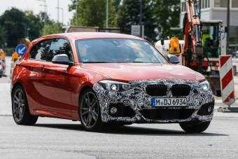 Szebb lesz a BMW 1-es (reméljük)