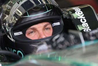 F1: Rosberg nem bírja az apja tanácsait