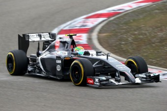F1: Bárkiből lehet Sauber-pilóta jövőre