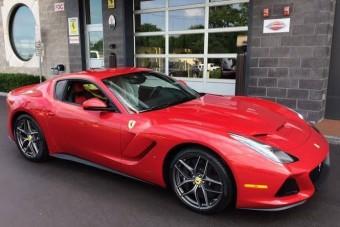 Újabb egyedi Ferrari bukkant fel