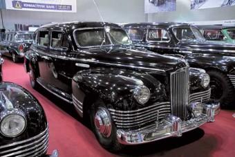 Sztálin kedvenc autója