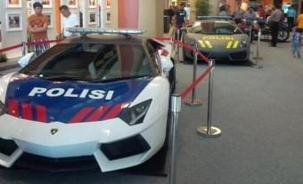 Lamborghiniket kaptak a maláj zsaruk