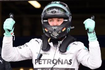 F1: Rosberg szerződést hosszabbított