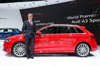 Bíróság elé állították az Audi volt elnökét