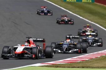 F1: A Sauberre vadászik a Marussia