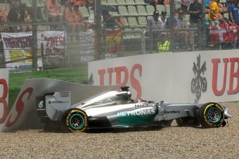 F1: Továbbra is rejtély Hamilton fékhibája