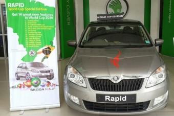 Škoda Rapid, amit soha nem vehetsz meg!