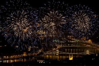 Lezárások Budapesten augusztus 20. miatt