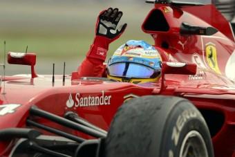 F1: Alonso az egyetlen zseni a mezőnyben