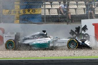 F1: Megvan, miért bukott Hamilton