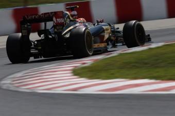 F1: Eltűnik a targoncaorr a Lotusról