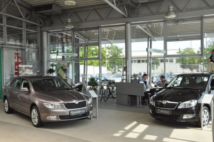 Alig van magánvásárló, átlagosan 77:23 arányú a céges vevők túlsúlya. A Škodánál 90 százalékban vállalkozások vették az autókat. A magánügyfelek között a Suzuki, a Toyota és leginkább a Dacia erős a tíz legnagyobb márka közül