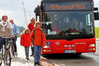 Buszokat vásárol a német vasút