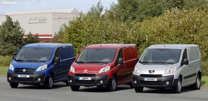Két közös generációt értek meg a közepes méretű furgonok a FIAT és a PSA Peugeot Citroën együttműködésben. Nemrég a Toyota ProAce társult hozzájuk