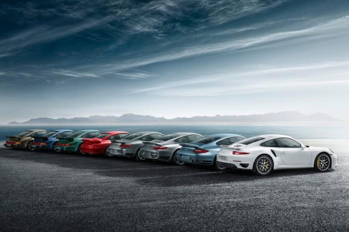 30 ezer győzelem után a Porsche hivatalosan abbahagyta a diadalok számolgatását. Elég sok jutott belőle a 911 generációira